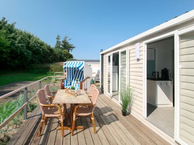 Photo for Vacation home Camping & Ferienpark Walkyrien (BLI103) in Schashagen - 4 persons, 2 bedrooms