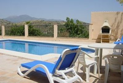 Photo for Stunning views,  large private pool, perfect for families,  wifi, a/c,