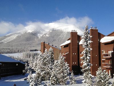 Our condo is a perfect place for your mountain retreat!