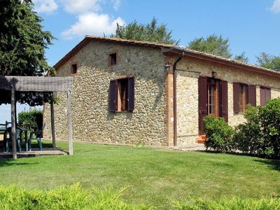 Photo for Vacation home Cignanbianco (CTC242) in Castellina in Chianti - 9 persons, 5 bedrooms