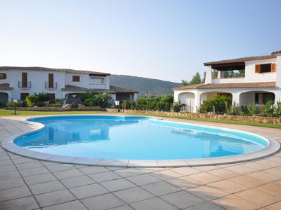 """Photo for Capannizza complex, """"Apt 6 """"with shared pool ,600 meters from beach, free  WIFI"""