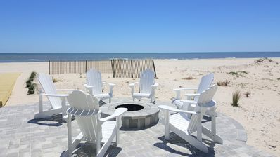 Photo for Beachfront, panoramic views, pet friendly, fisherman friendly!