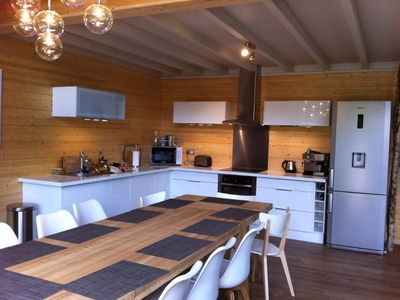 Photo for Luxury Chalet Pyrenees and the Nordic Spa