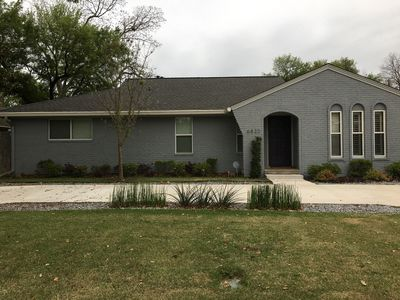 Photo for Beautifully Updated Dallas Home Within 1 Mile of White Rock Lake and Other Parks