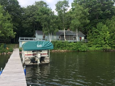 Photo for Beautiful Round Lake Property,  just outside of Garrison, MN