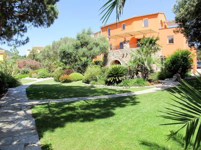 Photo for Apartment Résidence A Merula / / Le Home (CAL120) in Calvi - 2 persons, 1 bedrooms