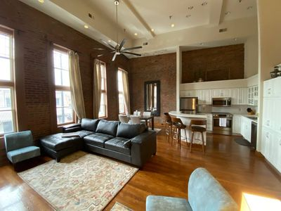 Photo for 1BR Apartment Vacation Rental in Columbia, Missouri