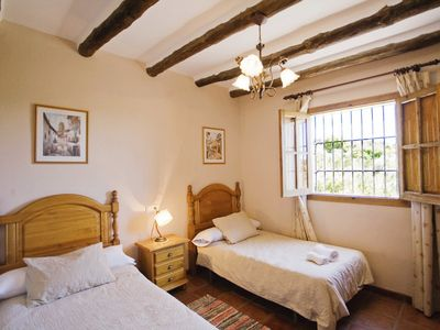 Photo for Rustic house Rocabella near the famous Caminito del Rey