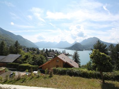 Photo for CHALET with views of the bay of Talloires