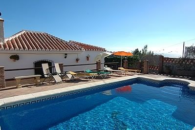 Photo for 3 bedroom Villa, sleeps 6 in Frigiliana with Pool and Air Con