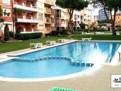 Photo for Holiday apartment Empuriabrava for 4 persons with 1 bedroom - Holiday apartment