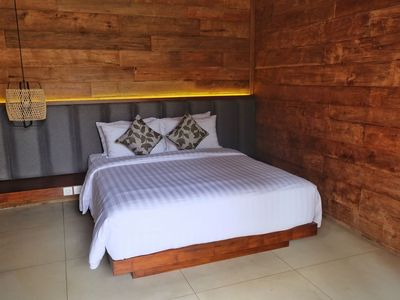 Photo for Canggu 8 Bedroom villa with private pool, Joglo Style