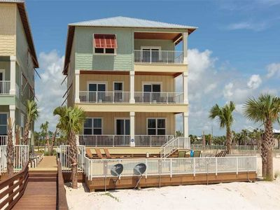 Photo for Need Space? You'll have it at Beach Music: 10 BR/9 BA House in Gulf Shores Sleeps 30