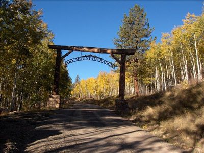 Photo for Secluded Rocky Mtn Retreat Nr Telluride Bluesnbrews - PRICE REDUCTION!