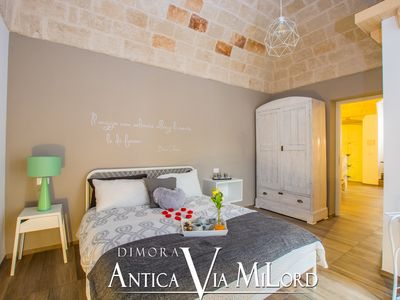 Photo for Dimora Antica Via Milord - Milord Suite with Agrumeto