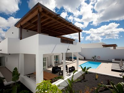 Photo for Luxury Villa With Private Pool And Sea Views