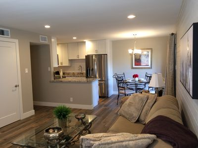 Open Floorpan Perfect for easy conversation, rest and relaxation!