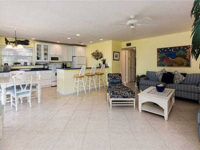 Photo for Unit I5: 2 BR / 2 BA garden view in Sanibel, Sleeps 6