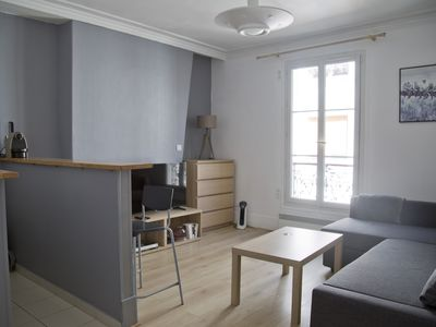 Photo for Trendy apartment in Paris's heart