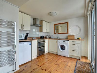 Photo for Padstow Holiday Home, Sleeps 4 with WiFi