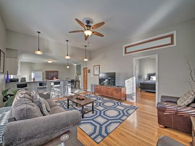 Photo for NEW! Modern STL Apartment - Near Tower Grove Park!