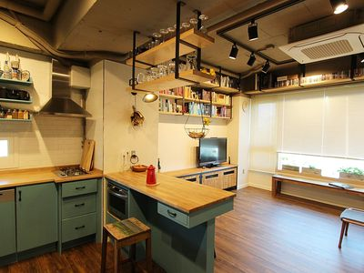Photo for Cat-friendly studio of awesome interior design in Gangnam