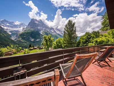 Photo for Chalet Luftschloss, Stunning Free Standing Chalet With Amazing Mountain Views