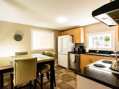 Photo for Great affordable 2 bedroom suite.
