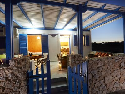 Photo for 2BR House Vacation Rental in Monolithos