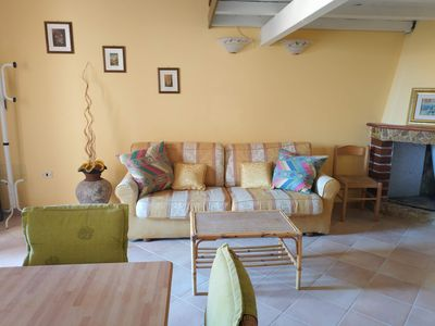 Photo for Sardinia Funtana Meiga house 300 meters from the sea full optional