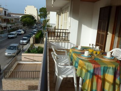 Photo for VALEM. 100 meters from the beach, with 3 bedrooms and 2 bathrooms.