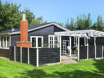 Photo for Chic Holiday Home in Jutland near Sea