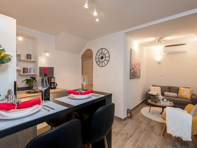 Photo for New fully renovated apartment situated inside of city walls.