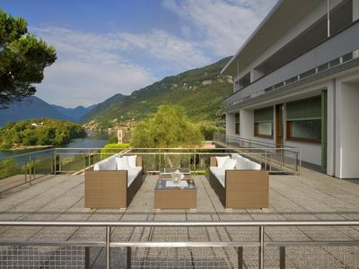 Photo for villa on Lake Como to let, private Lake Como villa with AC, Luxury villa on Lake Como, Italian Villa rentals
