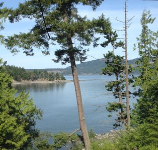 Photo for Oceanfront Home with Waterfront Access, Pender Island