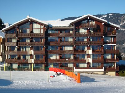 Photo for Rent Apartment on the REZ DES PISTES for 7 people