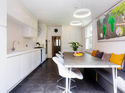 Photo for Impeccable 4BR house with garden mins away from Greenwich Park, by Veeve