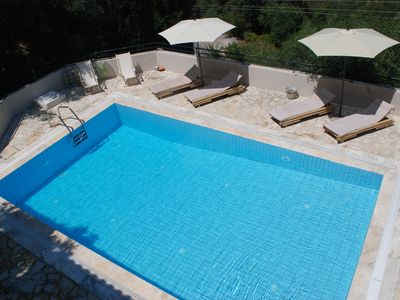 Photo for A picturesque villa for up to 6 people with a pool