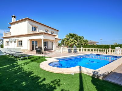 Photo for VILLA VELLANA, Mediterranean style luxury villa for 10 people