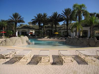 Photo for Legacy Dunes Resort, Private balcony, heated pool, minutes from Disney! gym