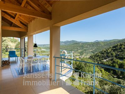 Photo for North Ventoux, luxurious Bastide, shared pool