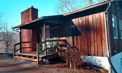 Photo for Valley View Cabin in the Blue Ridge on Graves Farm