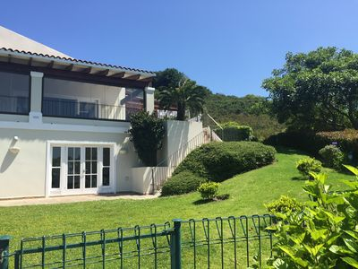 Photo for Detached house with sea view, huge garden, pool + own gym