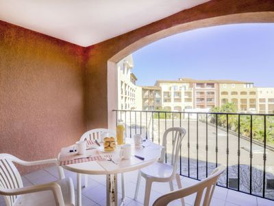 Photo for Apartment Les Marines in Saint-Tropez - 4 persons, 1 bedrooms