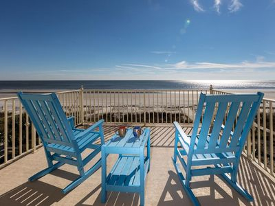Amazing Oceanfront Views Pet Friendly 5 Bedroom North Forest Beach