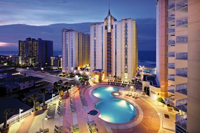 Wyndham Ocean Boulevard Resort In