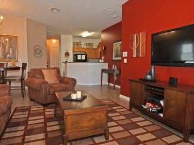 Photo for Apartment in Kissimmee with Internet, Air conditioning, Parking, Terrace (704426)