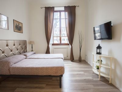Photo for Santo Spirito, modern flat in the hearth of Oltrarno