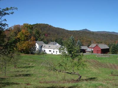 Photo for Spruce Hill Farm - 1850 Farmhouse on 50 Acres
