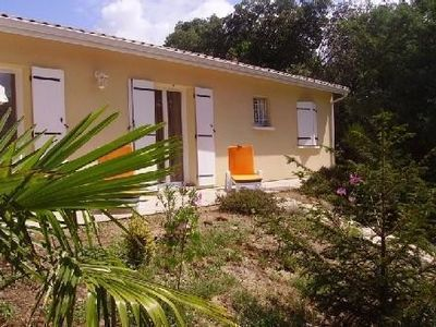 Photo for Pretty House in SOULAC / MER 33780. (rental classified 3 STARS)